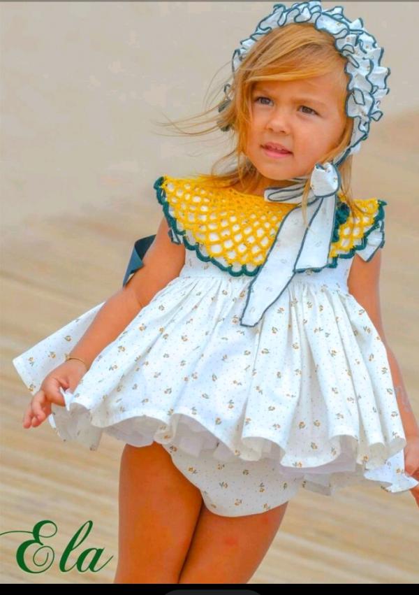 vestido ela