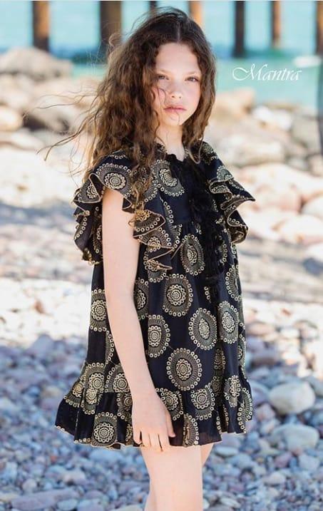 Vestido Mantra Bella Bimba